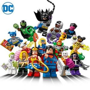 Lego DC, Super Heroes Series