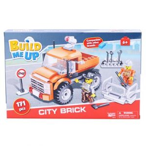 Build Me Up, Set de Construcción 171 pcs
